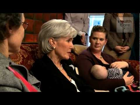 Image: Secretary Sebelius meets with women in Baltimore, MD to talk about women's health issues. Watch highlights of this event.