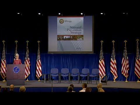 Image: The National Prevention Council released the first-ever National Prevention Strategy on June 16, 2011. Watch a video to learn more.