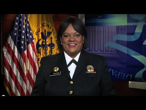 Surgeon General Benjamin: Put the joy back into health