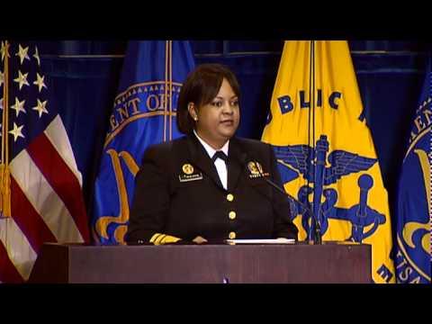 Regina M. Benjamin, MD, MBA, U.S. Surgeon General, at the Consumer Health IT Summit