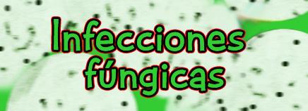 Infecciones fúngicas