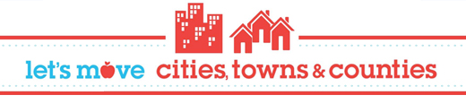 Let's Move Cities, Towns, and Counties