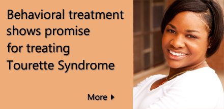 Behavioral Treatment for Tourette Syndrome