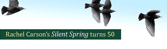 Rachel Carson's Silent Spring Turns 50