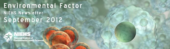 September issue of Environmental Factor