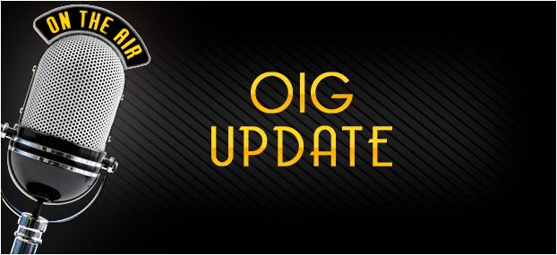 OIG Update
