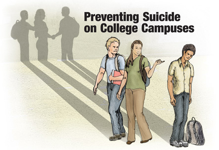 Preventing Suicide on College Campuses