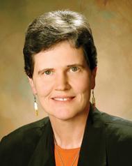 Portrait of Pamela S. Hyde, SAMHSA Administratort