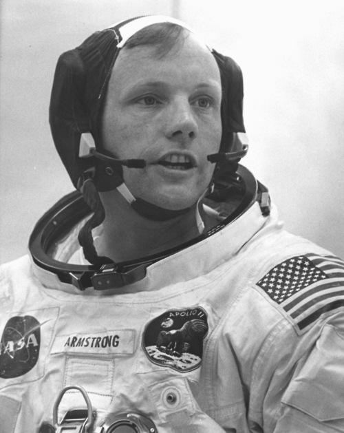 Astronaut Neil Armstrong, the first man to walk on the moon, has died. He was 82-years old. Remarks from NASA Administrator Charles Bolden:   On behalf of the entire NASA family, I would like to express my deepest condolences to Carol and the rest of Armstrong family on the passing of Neil Armstrong. As long as there are history books, Neil Armstrong will be included in them, remembered for taking humankind's first small step on a world beyond our own.  Besides being one of America's greatest explorers, Neil carried himself with a grace and humility that was an example to us all. When President Kennedy challenged the nation to send a human to the moon, Neil Armstrong accepted without reservation.  As we enter this next era of space exploration, we do so standing on the shoulders of Neil Armstrong. We mourn the passing of a friend, fellow astronaut and true American hero.   Learn more about Neil Armstrong's remarkable life from NASA.