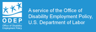 ODEP: JAN is a service of the Office of Disability Employment Policy, U.S. Department of Labor