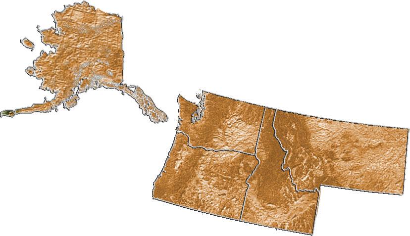 Pacific Northwest Region (PNR)