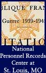 NARA National Personnel Records Center at St. Louis, MO