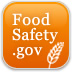 FoodSafety.gov logo