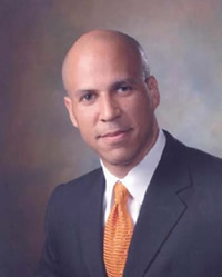 The Honorable Cory A. Booker
