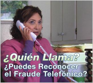 ¿Quién Llama? ¿Puedes Reconocer el Fraude Telefónico?