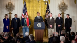 President Obama on America's Great Outdoors Initiative