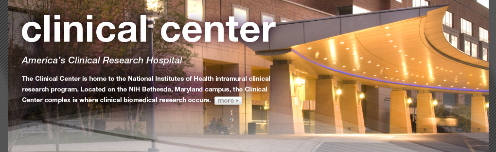 The NIH Clinical Center