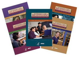 The Business Case For Breastfeeding brochure collection