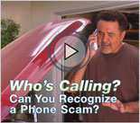 Let's Say Goodbye to Phone Fraud Video