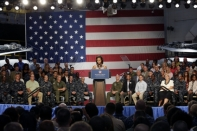 First Lady Announces 125,000 Veterans and Military Spouses Hired Through Joining Forces