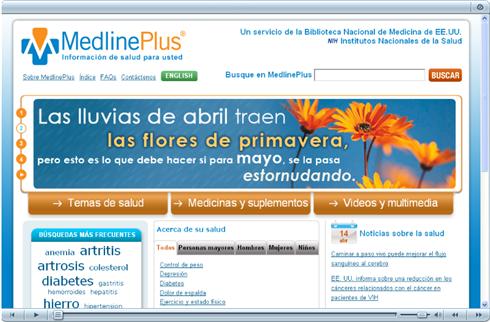 Tour de MedlinePlus