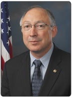 Secretary of the Interior Ken Salazar