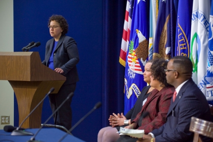 Chair Sutley Remarks at Environmental Justice Forum