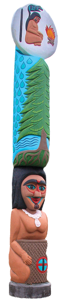 Healing Totem at the NLM