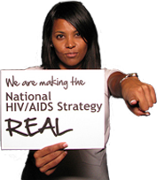 We are making the Natonal HIV/AIDS Strategy Real