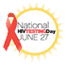 National HIV Testing Day. June 27.