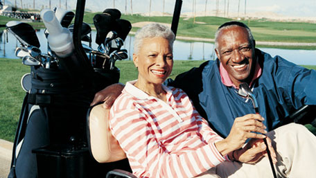 Older Adults Involved During Active Aging Week