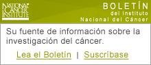 Boletín del Instituto Nacional del Cáncer
