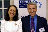 Margaret Hamburg, M.D. and Richard Pazdur, M.D.