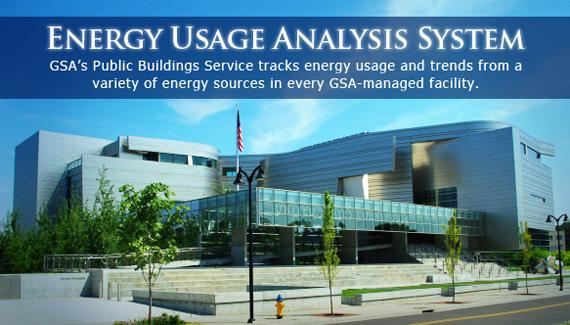 Energy Usage Analysis System
