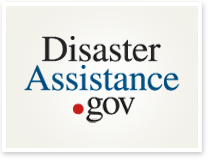 This is an image of the DisasterAssistance.gov logo.
