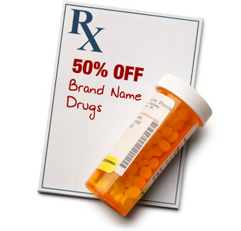 50% off brand name drugs