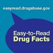 Easy-to-read drug facts site: easyread.drugabuse.gov