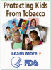 Protecting Kids from Tobacco