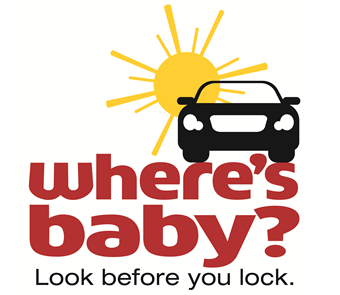image of Where's Baby campaign logo