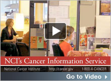 Introducing the NCI's Cancer Information Service