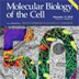 The cover of Molecular Biology of the Cell