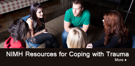 NIMH resources for coping with trauma