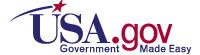 USA.gov. Government Made Easy.