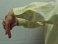 wrist stretch down image