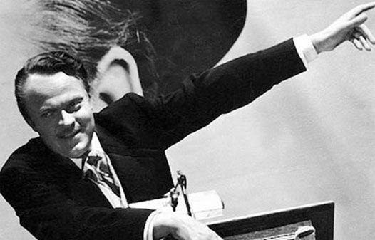 Digging deep into Welles