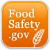 FoodSafety.gov logo