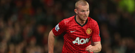 Ryan Tunnicliffe of Manchester United (Alex Livesey/Getty Images)