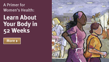 A Primer for Women's Health: Learn About Your Body in 52 Weeks