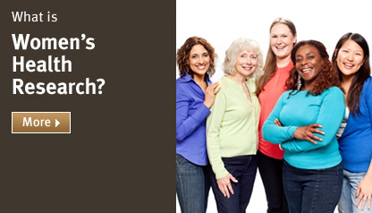 What Is Women's Health Research?