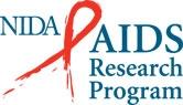 NIDA AIDS research program logo